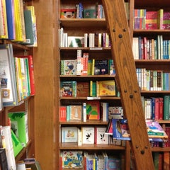 Photo taken at Shakespeare & Co by Nichole B. on 10/20/2012
