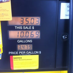 Photo taken at Shell by Mack on 1/29/2013