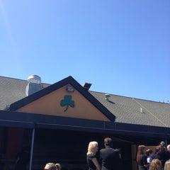 Photo taken at Blackthorn Restaurant & Irish Pub by Emily G. on 5/4/2013
