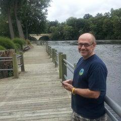 Photo taken at Niles Riverfront Park by Raymond B. on 7/27/2013