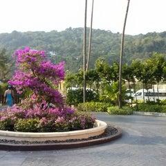 Photo taken at Centara Grand Beach Resort Phuket by Sergey K. on 3/8/2013