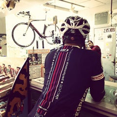 Photo taken at Piermont Bicycle Connection by Team Sixcycle R. on 9/29/2012