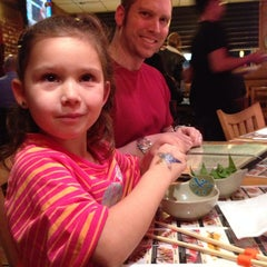 Photo taken at Fusion Sushi by Christi S. on 12/26/2013