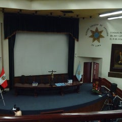 Photo taken at Colegio de Abogados de Lima by Cali S. on 4/25/2014