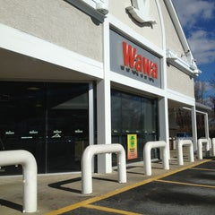 Photo taken at Wawa by Mary D. on 1/31/2013