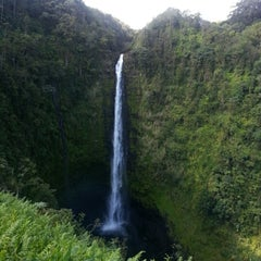 Photo taken at Akaka Falls State Park by Claire on 1/17/2013