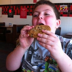 Photo taken at Jimmy John's by Martie R. on 4/29/2013