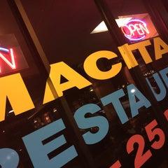 Photo taken at Macita's Restaurant & Bakery by Alex H. on 2/28/2015