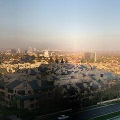 Photo taken at SPA InterContinental @ InterContinental Los Angeles by Абдрей Н. on 3/21/2014