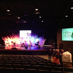 Photo taken at Calvary Church by Brian L. on 3/31/2013