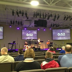 Photo taken at Calvary Church by Brian L. on 12/8/2013
