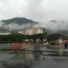 Photo taken at Desasiswa Saujana by Fiza M. on 9/24/2012