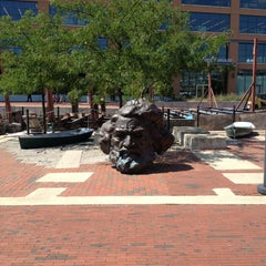 Photo taken at Frederick Douglass-Isaac Myers Maritime Park by Anthony A. on 8/26/2013