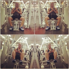 Photo taken at 24 Hour Fitness by Arnold M. on 11/4/2013