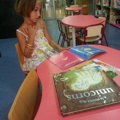 Photo taken at Biblioteca Municipal Vinaros by Andanna W. on 8/19/2013