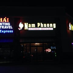 Photo taken at Nam Phuong Restaurant by Neill D. on 11/23/2014
