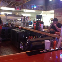 Photo taken at Hooters by Amanda L. on 3/7/2014