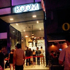 Photo taken at ROOM Music Club . Live Band by Afiz Usher on 12/15/2012