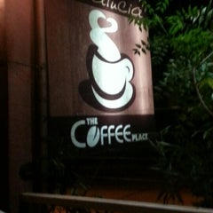 Photo taken at The Coffee Place by Martin Z. on 1/6/2013
