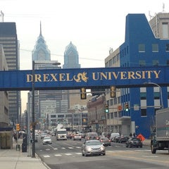 Photo taken at Drexel University by Whit on 1/9/2013