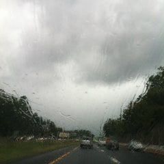 Photo taken at I-66 - Arlington / Fairfax County by Mónica C. on 9/18/2012