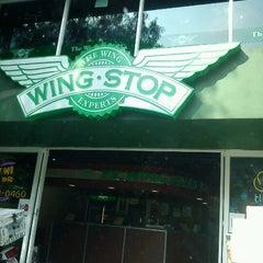 Photo taken at Wingstop by Daniel M. on 9/19/2012