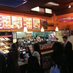 Photo taken at Dunkin' Donuts by Mark E. on 11/14/2012