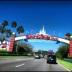 Photo taken at Walt Disney World Resort by Jeremy D. B. on 10/22/2012