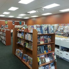 Photo taken at Titan Games & Comics by Mike L. on 2/11/2013