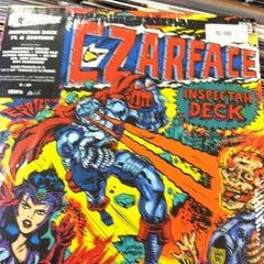 Photo taken at Newbury Comics by John W. on 5/22/2013
