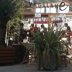 Photo taken at La Vagalame by romain p. on 8/15/2013