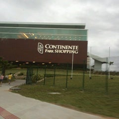 Photo taken at Continente Park Shopping by Junior S. on 1/15/2013