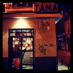 Photo taken at Bar Santa Ana by Fabian G. on 11/23/2013