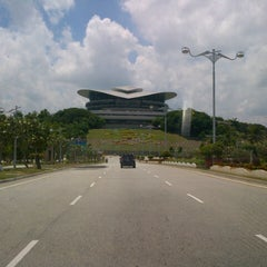 Photo taken at Putrajaya International Convention Centre (PICC) by Ilyana Z. on 10/7/2012