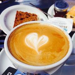 Photo taken at Caffè Nero by Lyng on 7/27/2014