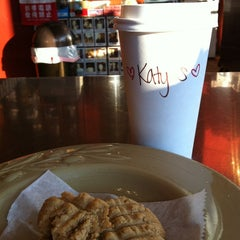 Photo taken at Katy's Corner Cafe by Kristan M. on 1/11/2013