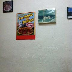 Photo taken at Cheese Steak Shop by L B. on 12/23/2012