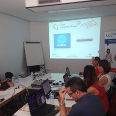 Photo taken at Curso Community Manager Elche by Francisco P. on 6/20/2013