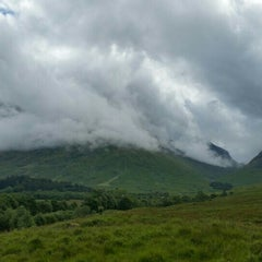 Photo taken at Glencoe Visitors Centre by Peter H. on 8/26/2015