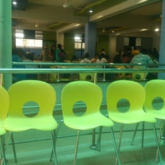 Photo taken at NIBM Canteen by Sandakin H. on 8/15/2014