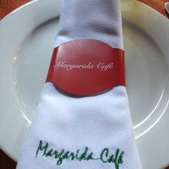 Photo taken at Margarida Cafe by Luiz Z. on 7/20/2013