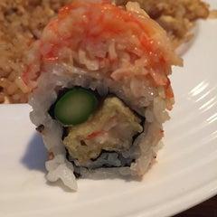 Photo taken at Kobe's Japanese Cuisine by Ali D. on 2/17/2015