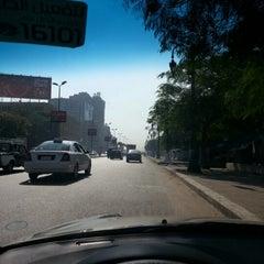 Photo taken at Corniche El Maadi | كورنيش المعادى by Ахмед С. on 11/8/2012