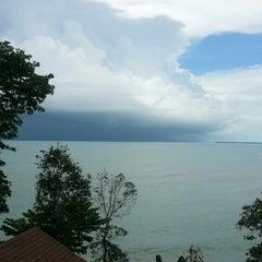 Photo taken at Baan Krating Khao Lak Resort Phang Nga by Elena S. on 5/23/2014