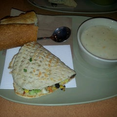 Photo taken at Panera Bread by Devoted A. on 5/10/2014