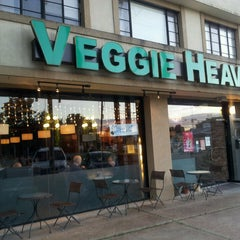 Photo taken at Veggie Heaven by Devoted A. on 9/14/2013