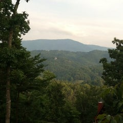 Photo taken at Bluff Mountain by Brian T. on 8/3/2013