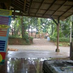Photo taken at Sekolah Citra Alam Ciganjur by siska d. on 1/8/2013