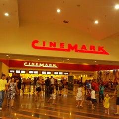 Photo taken at Cinemark by Ricardo G. on 4/14/2013