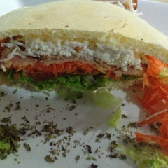Photo taken at Prime Burger by Patricia F. on 9/28/2012